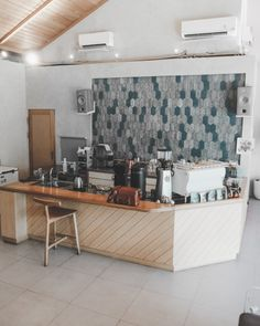 Coffee Shop Design, Cafe Interior, Conference Room, Tea, Kitchen, Table, Furniture, Home Decor, Cooking