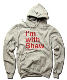 Andrew Shaw Officially Licensed NHLPA Chicago Men's Hoodie S-3XL I'm With Shaw