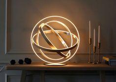 Une lampe à poser Henri Bursztyn