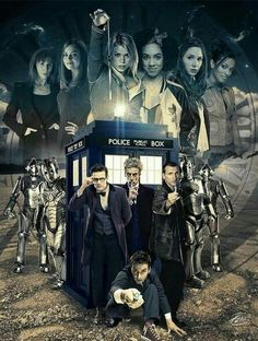 THE DOCTORS AND COMPANIONS