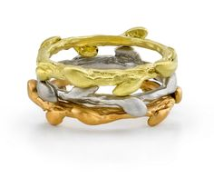 favorite rings from accents jewelry design in Santa Monica