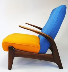 Anonymous; Armchair by Gimson and Slater, c1960.
