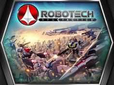 Robotech® RPG Tactics™ is a fast paced strategy battle game that expands on the popular Palladium role playing game.