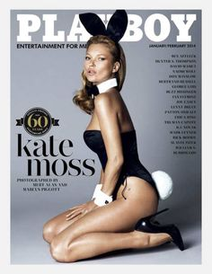 """Last year, Playboy magazine announced its intent to become """"female-friendly."""""""