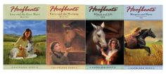 Hoofbeats---> A historical fiction series for horse lovers.