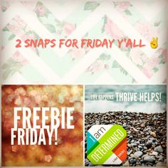 Happy Friday y\'all . Special offer for first time customers available until midnight tonight! Act fast, this is amazing offer!!!! #thriveexperience #thrivewithme #2capsules1shake1patchdonefortheday #easyas123 #lifestyle #changesaregood #freecreditfriday #wakeupandthrive #healthy #getyourhappyon #investinyourself #youareworthit