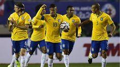 (Video) Brasil llega motivado al estreno contra Ecuador