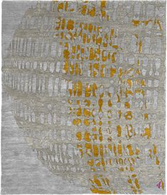 Edifice Hand Knotted Tibetan Rug from the Tibetan Rugs 1 collection at Modern Area Rugs