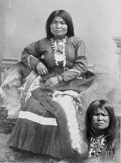 "Dohnsay ""Lulu"" Dahkeya. Her Apache name was Tozey. Born 1865 and died 1898.  Daughter of Geronimo."