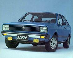 1982 VW Gol Copa - Brasil