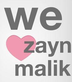 We ❤ Zayn