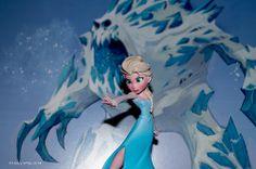 Disney Infinity Frozen Elsa Figure