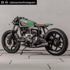 Yes please! @caferacersofinstagram ・・・ A BMW R80 GT built by @vtrcustoms, stellar! . Found ...