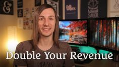 Double Your Revenue http://seanwes.tv/90