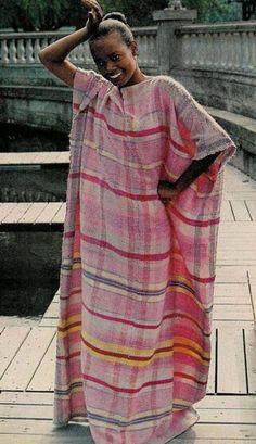 1970s Kaftan