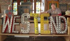 West End Architectural Salvage in Des Moines, Iowa...they are doing & living my dream!!! LOVE LOVE LOVE!!!
