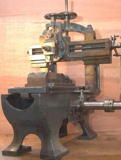 Tom Senior Shapers & Planers - also branded Firth and Atlas - Small Milling Machine, Machinist Tool Box, Industrial Machinery, Steel Fabrication, Mechanical Art, Lathe Tools, Metal Working Tools, Antique Tools, Homemade Tools