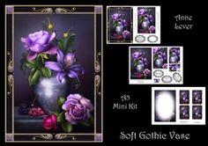 Soft Gothic Vase