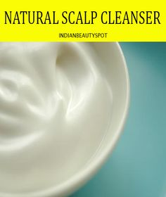 Natural scalp cleanser to get rid of dandruff or dry scalp and deep clean scalp from product build up to promote hair growth.