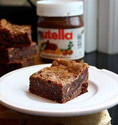 Cannella Vita: gooey nutella butter cake