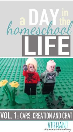 """WARNING: THIS POST CONTAINS AN UNEDITED LOOK at a typically untypical homeschool day for our family. You may find yourself laughing or even thinking """"Sounds like us!"""" LOL [http://VibrantHomeschooling.com]"""