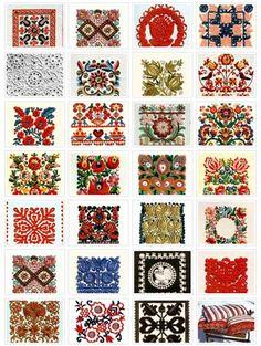 Hímzésminták (embroidery patterns) by Magyar Kincsestár https://www.facebook.com/media/set/?set=a.245427098862788.57501.166951346710364&type=3#!/media/set/?set=a.245427098862788.57501.166951346710364&type=3 #embroidery #sewing #stitching