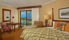 Kauai Beach Resort guest room