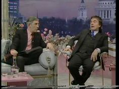 Peter Cook and Dudley Moore - reunited on Joan Rivers' show - UK - - HQ Kenneth Williams, Peter Cook, Fred And Ginger, Joan Rivers, Great Films, British Actors, The Good Old Days, Choir
