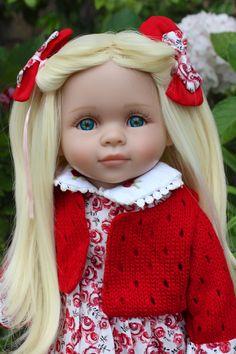 """18"""" dolls. Visit www.harmonyclubdolls.com"""