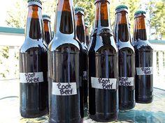 Homemade Rootbeer Recipe, Cream Soda, Beer Recipes, Fermented Foods, Wine Making, Root Beer, Drinks, Beverages, Old Things