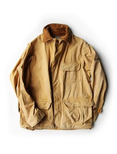 50s~ HINSON HUNTING JACKET - MATIN, VINTAGE OUTFITTERS ビンテージ古着 富山