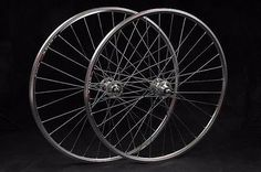 fixed gear vintage Track Bike Fixed Gear Wheels Wheelset 32h Flip Flop Hub fixie