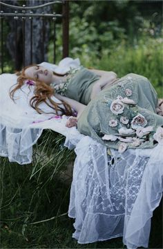 ♥ Romance of the Maiden ♥ couture gowns worthy of a fairytale -  Ingirias