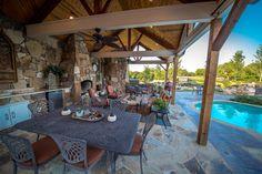 Allison Pools - Oudoor Kitchen / Outdoor Living | by Allison Pools