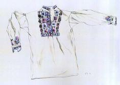 Súčiastky tradičného odevu - ÚĽUV - Ústredie ľudovej umeleckej výroby Folklore, Duster Coat, Bohemian, Clothes, Shoes, Art, Fashion, Outfits, Art Background