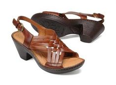 30156cd9e1 Women's Born Carrine - Bag Pipe Vegetable Leather, Born Shoes, Comfortable  Outfits, Simple