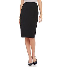 Alex Marie Suri Washable Suiting Skirt #Dillards