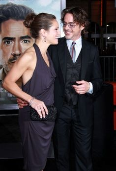 Celebs step out for the Due Date premiere