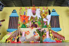 Con cantos y alegría inició la conmemoración del Velorio de la Cruz de Mayo en Guacara