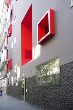 SEGUIN - Bordeaux, France - 2012 - Bernard Bühler Architects