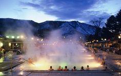 Visit Glenwood Springs, Colorado: hot springs, hiking