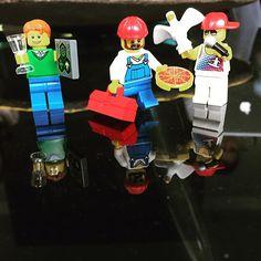 Den driepikkel vereeuwigd! #lego #friends #besties @jandebock89 @bertenm