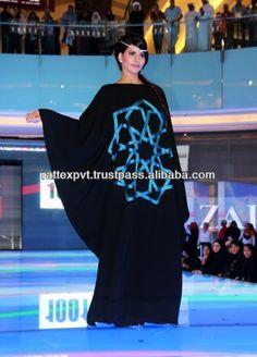 превосходное стильный новый дизайн прекрасные абая 2014-Исламская одежда-ID продукта:158731829-russian.alibaba.com