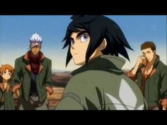 Raise Your Flag - MAN WITH A MISSION  Mobile Suit Gundam: Iron-Blooded Orphans Opening