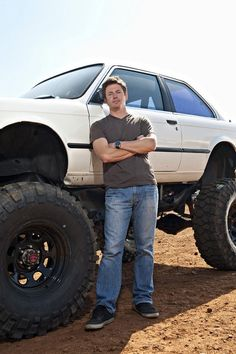 Tanner Foust Top Gear