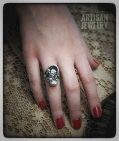 NasArtisanJewelry.com Artisan Jewelry, Rings For Men, Men Rings