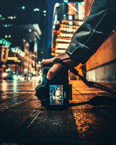 Steve Zeinner is a talented 45 year old self-taught photographer, filmmaker and painter based in Cincinnati, Ohio. Urban Photography, Night Photography, Creative Photography, Amazing Photography, Photography Tips, Street Photography, Camera Photography, Michel Ciry, Beauty Dish