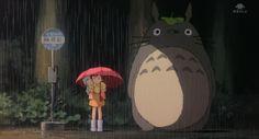 Mi Vecino Totoro (1988) (HDTV 720p) [Hi10p] | Ghibli Fansub