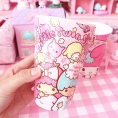 Snacks Dishes, Cooking Supplies, Kawaii Fashion, Cups, Stationery, Rooms, Cartoon, Drink, Creative