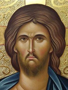 Byzantine Icons, Orthodox Icons, Virgin Mary, Jesus Christ, Mosaics, Paintings, Art, Jesus Face, Saints